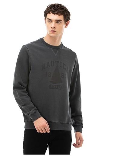 Nautica Sweatshirt Antrasit